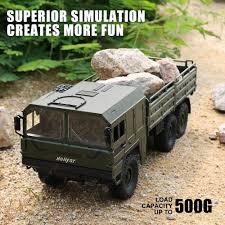 <b>helifar HB</b>-<b>NB2805</b> 1/16 2.4GHz 6WD 12km/h LED Light Military RC ...