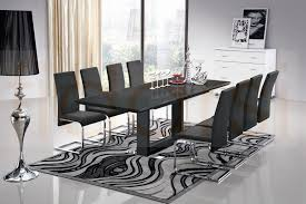 10 seater glass dining table and chairs gallery dining grey leather with regard to dining tables for 10 decorating