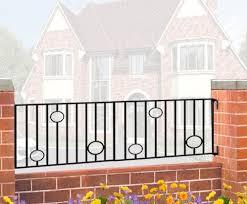 picasso wrought iron style metal garden
