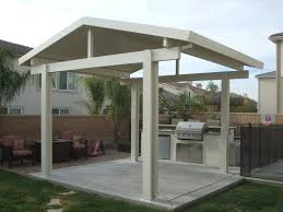 free standing patio covers metal. Patio White Wooden Roof Plan In Front Of Kitchen Design Ideas Useful Plans For Backyard Or Free Standing Covers Metal I