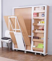 space saving home office furniture. Space Saving Home Office Table With Shelves Furniture I