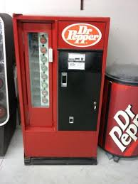 Dr Pepper Vending Machines Classy Mid 448's Cavalier Uss4848 Dr Pepper Vending Machine Collectors Weekly