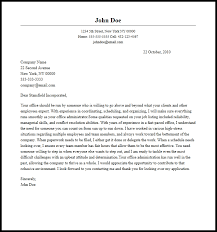 Cover Letter For Office Clerk Gorgeous Cover Letter For Office Chechucontreras