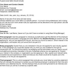 100 Cover Letter For A Nursing Job Leading Professional