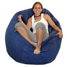 bean bag chairs. Durable Denim Bean Bag Chair Chairs