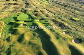 Par 4 12th hole Aerial View Royal St ...