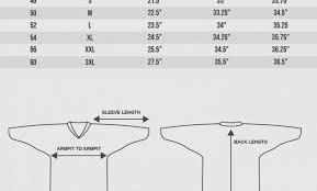 Adidas Hockey Jersey Size Chart Kasa Immo