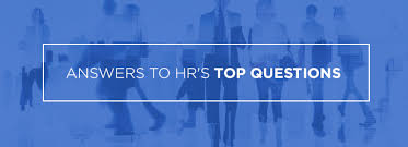 Questions About Employment Human Resources Top Questions About Employment Screening Answered