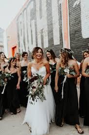 elegant black and white wedding elegant black and white phoenix desert wedding junebug weddings