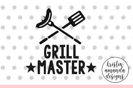 Great for adding to your designs or using on their own. Free Grill Master Svg Dxf Eps Png Cut File Cricut Silhouette Crafter File