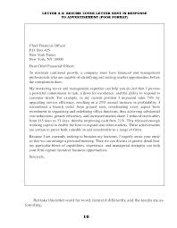 Internal Cover Letter Examples Cover Letter For Promotion Within