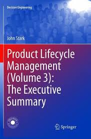 executive summary of books product lifecycle management volume 3 the executive summary