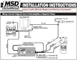 msd 6a wiring diagram chevy ford ignition box wiring diagram at Ignition Box Wiring Diagram
