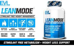 EVL Mode <b>Stimulant</b>-<b>Free</b> Weight Loss Support CLA -50 Servings