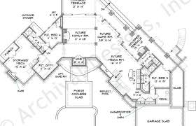 lakefront house plans modern home with walkout basement lake small amazing for modern lakefront house