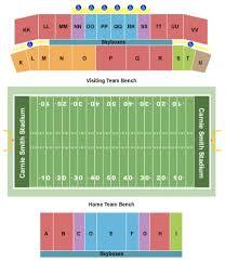 Carnie Smith Stadium Tickets And Carnie Smith Stadium