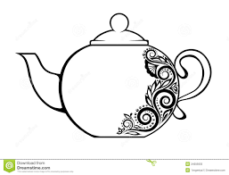 Small Picture Teapot Printable Coloring Pages glumme