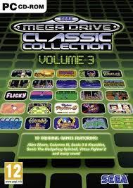 Sega Mega Drive Classic Collection - Volume 3 | Sonic News Network