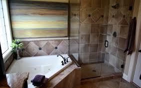 corner garden tub. Bathroom, White Porcelain Corner Garden Tubs Design Brown Ceramic Tile Flooring And Interior Wall Multi Tub R