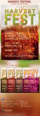 harvest festival church flyer template by godserv graphicriver harvest festival church flyer template church flyers