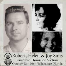 Robert, Helen, Joy Sims - Project: Cold Case
