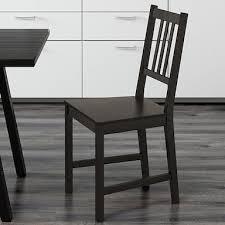 stefan chair brown black