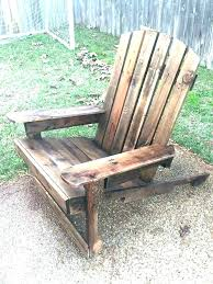 pallet furniture instructions pallet furniture instructions chair awesome outdoor garden pallet chair instructions free