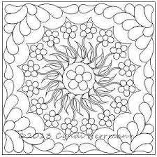 Cyndi's Dresden Plate Flower and Feathers Set | Digital Quilt Designs & Digital Quilting Design Cyndi's Dresden Plate - Flower and Feathers Set by  Cyndi Herrmann. Adamdwight.com