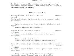 Server Resume Objective Resume Examples Of Server Resumes Food Service Resume Objective 39