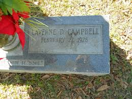 Laverne Dillon Campbell (1928-Unknown) - Find A Grave Memorial