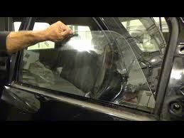 rear door window glass replacement 2001 2007 ford escape