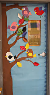 Crafts actvities and worksheets for preschool toddler and Door decorations  for spring