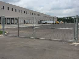 wire fence gate. Industrial Gates. Chain Link Storage Enclosure Wire Fence Gate P
