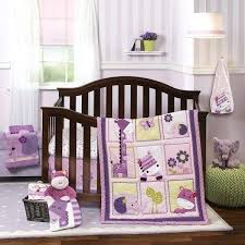 purple and green crib bedding lambs ivy hopscotch jungle pink animal fl erfly 3 piece purple and green crib bedding mint