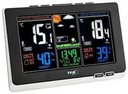 Отзывы <b>TFA 35.1129</b>.<b>01 Spring</b> | <b>Цифровые метеостанции TFA</b> ...