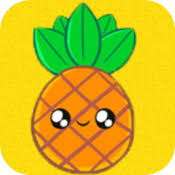 pineapple emoji png. pen pineapple emoji stickers png