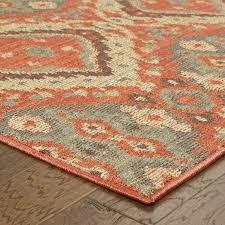 oriental weavers tommy bahama cabana rectangular pink area rug
