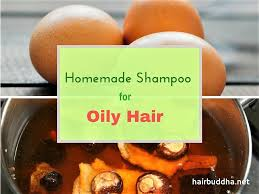 homemade shampoo for oily hair