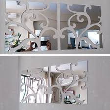 Small Picture 2017 hot sale Acrylic 3d wall stickers large wall sticker home