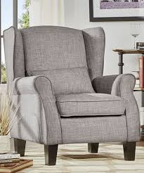 Look at this Inspire Q Light Gray Linen Zephyer Wingback Chair & Pillow on  #zulily