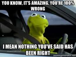 kermit driving face. Interesting Driving Kermit Driving Face To Imgur