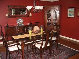 Crafty Design Ideas Dark Red Dining Room 40 Best Dinning Rooms Best Red Dining Rooms Collection