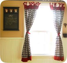 charming red plaid kitchen curtains decorating with 35 best windows images on home decor curtains curtain ideas and