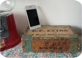 Decorating Cigar Boxes Decorated Cigar Boxes Decorating with vintage cigar boxes 8