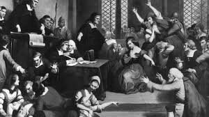 Salem Witch The Hallucinogens That Might Have Sparked The Salem Witch