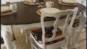French Provincial Dining Room Sets French Provincial Dining Chairs Youtube