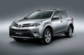 Toyota RAV4 - photos, colors and specifications