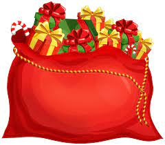 Santa Bag Clip Art Image   Gallery Yopriceville - High-Quality Images and  Transparent PNG Free Clipart