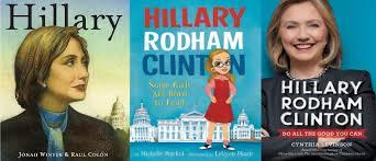 children s books on hillary clinton