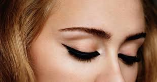 here is the most important makeup news ever how adele s makeup artist does her cat eye someecards fashion beauty